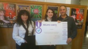 Alumna del IES Campanillas gana el segundo premio provincial en la categoria de nano relatos
