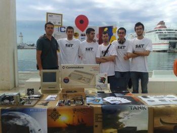 Alumnos de 2º SMR participan en la Feria del Emprendimiento