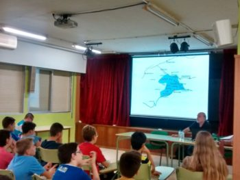 Charla sobre la Málaga musulmana