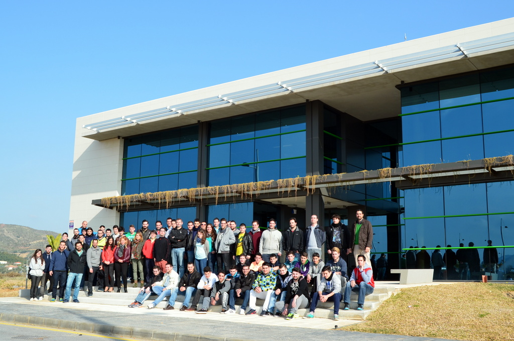Los Ciclos Formativos del IES Campanillas estrenan ubicación en las modernas instalaciones del edificio CITIC del Parque Tecnológico de Andalucía.