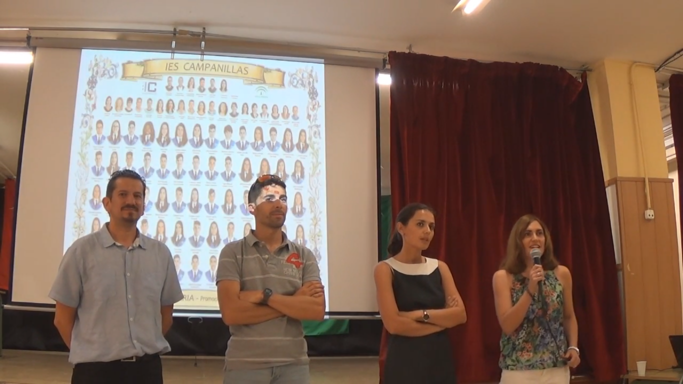 Vídeo graduación 4° curso 2016/2017