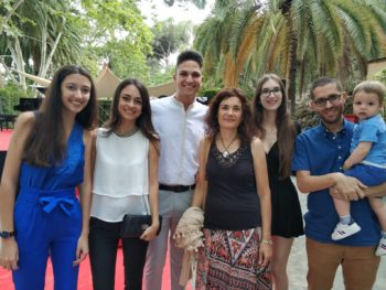 Cuatro alumnos de Bachillerato, Premios de Educación Ciudad de Málaga