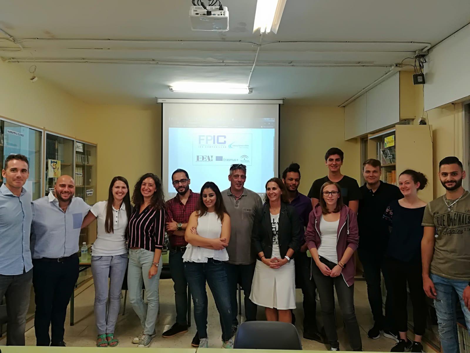 IES Campanillas, centro de acogida Erasmus+ de dos centros de FP Dual de Alemania