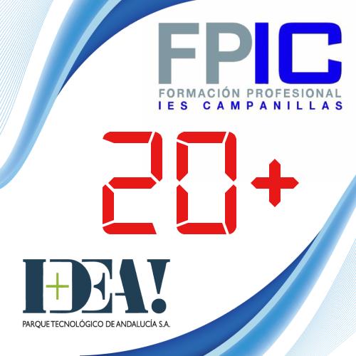 20 años de FP IES Campanillas en el PTA