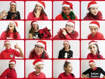 El Aula Específica os desea Felices Fiestas
