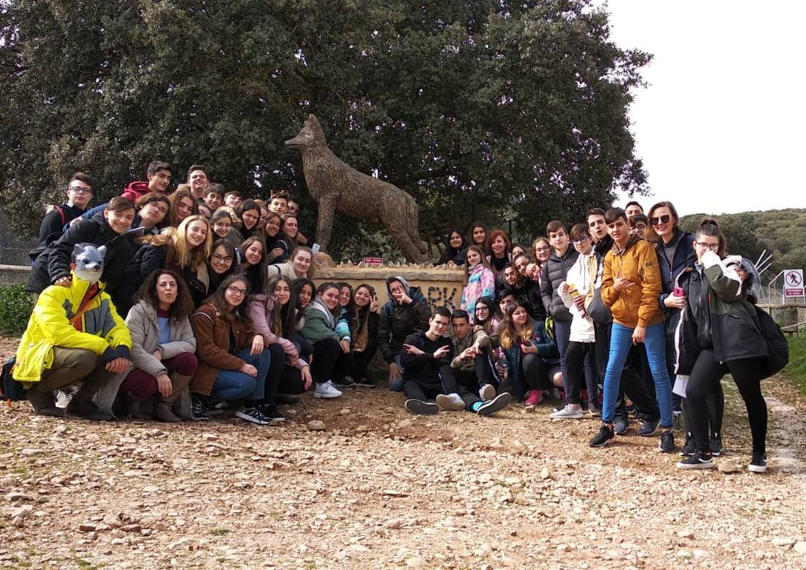 Visita Lobo Park de Antequera
