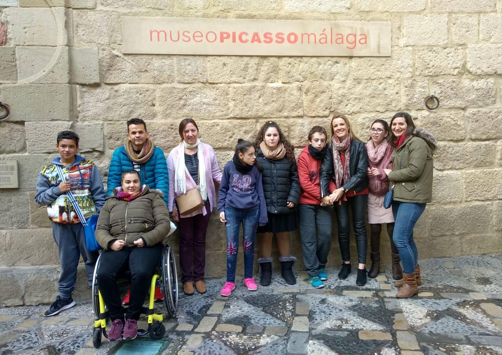 Visita – Taller al Museo Picasso Málaga
