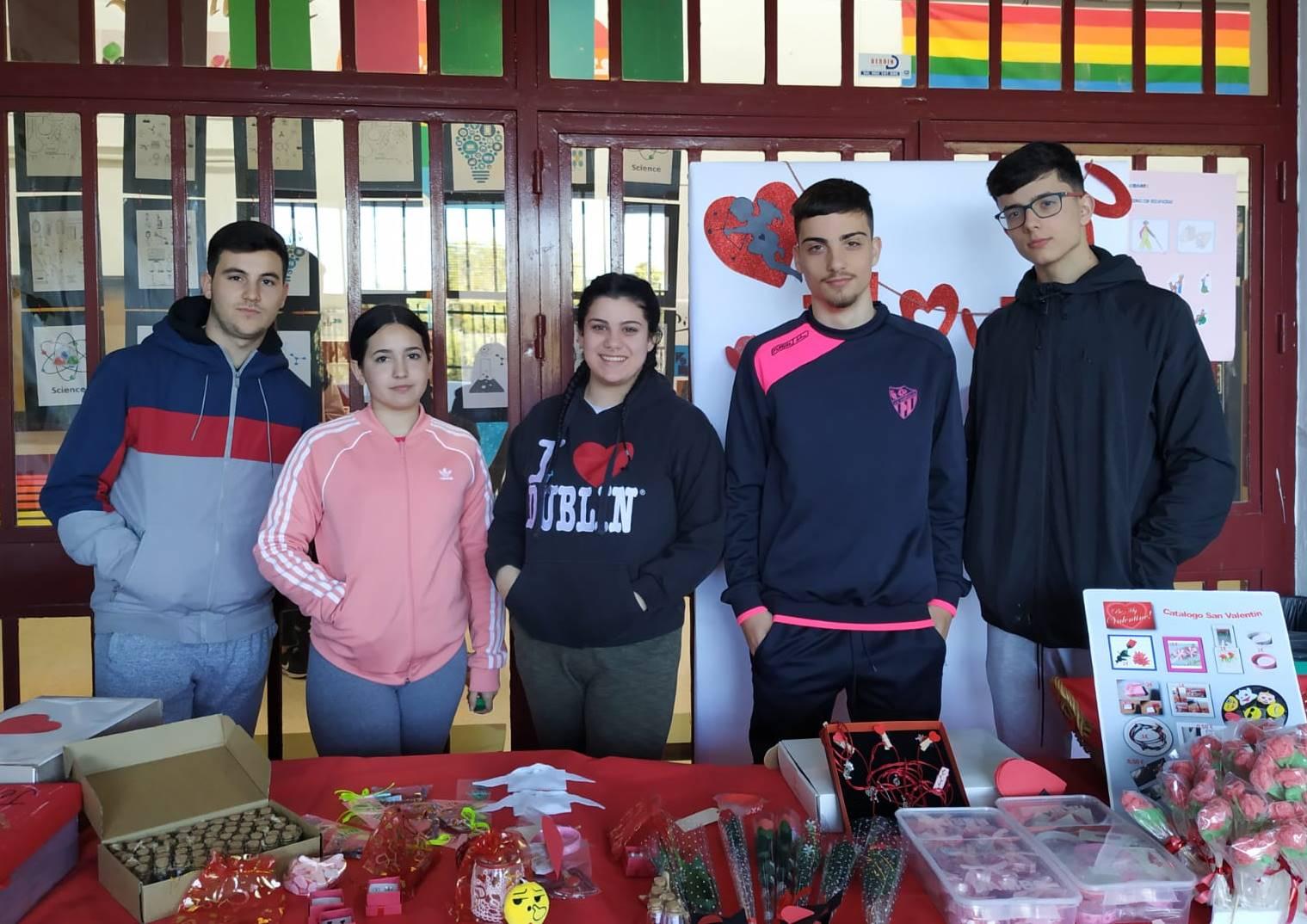 Programa INNICIA: San Valentín