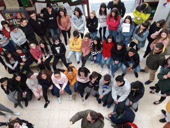 """Actividad alumnado 2° de Bachillerato: """"Es la guerra algo ajeno a la actualidad?"""""""