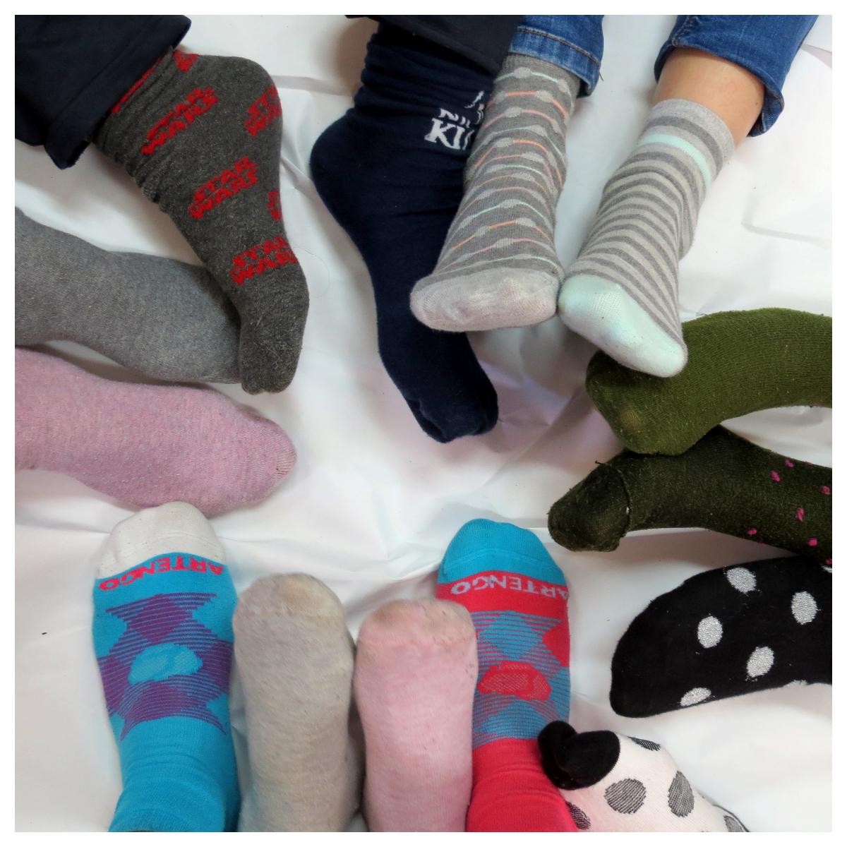 Día Mundial del Síndrome de Down: #CalcetinesDesparejados