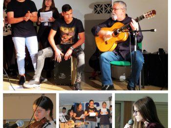 Tradicional concierto con motivo de la Semana Cultural
