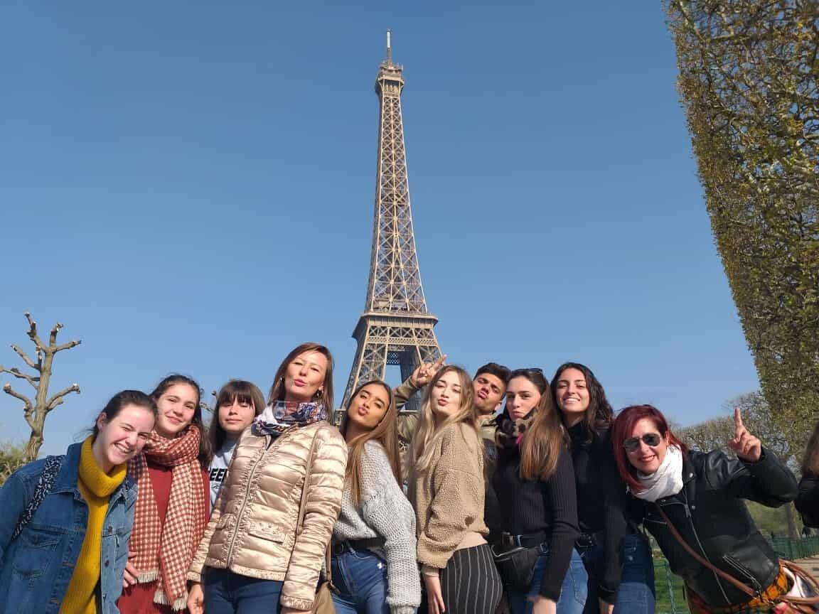 Intercambio con Francia  – Alumnado 4°ESO