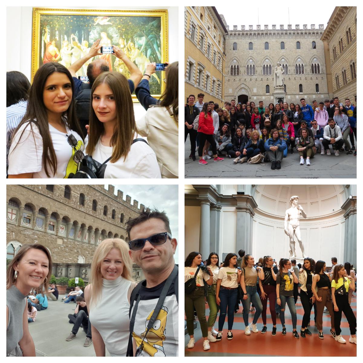 Viaje de Estudios 2019: Italia.