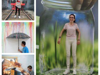 Visita al Museo de la Imaginación.