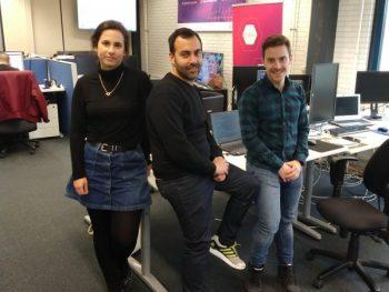 Estudiantes de 2º DAW y su experiencia en Holanda