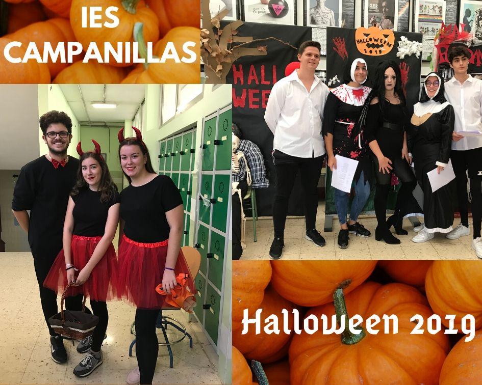 Celebración De «Halloween» Y El Día De Todos Los Santos