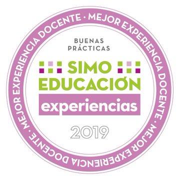 Premio a la Innovación Educativa y Experiencias Docentes Innovadoras en SIMOEDU 2019