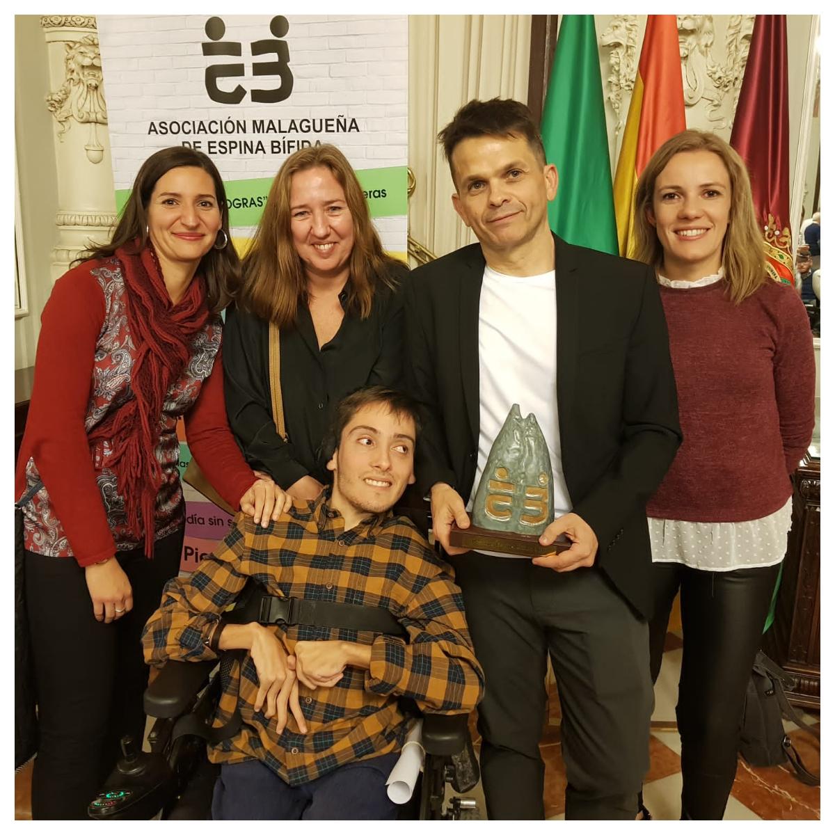 Premios Espina Bífida Málaga 2019