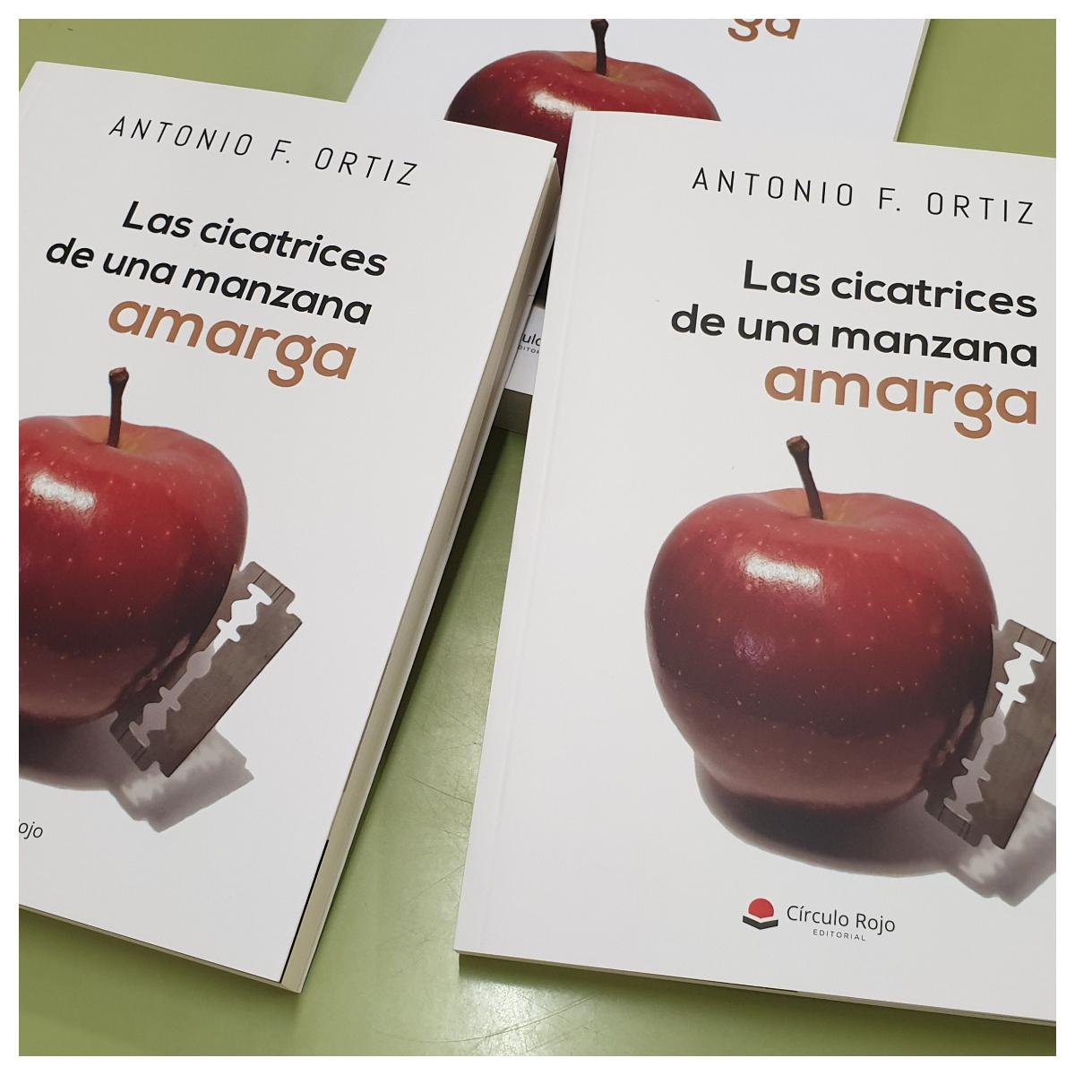 Charla con el escritor malagueño Antonio F. Ortiz