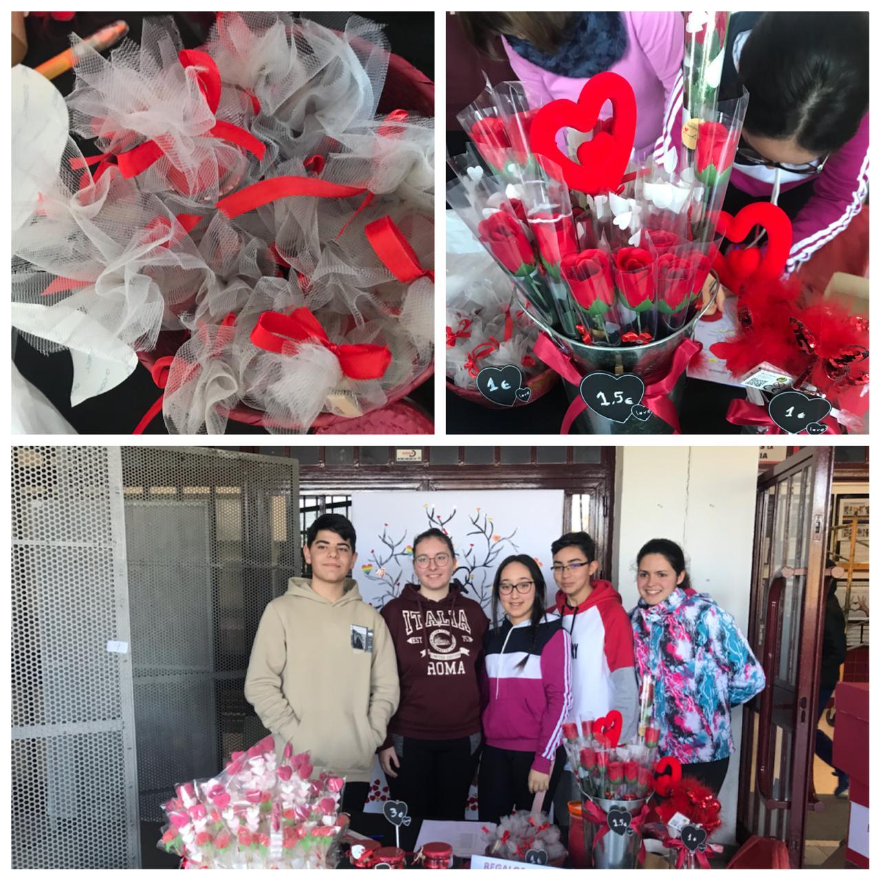 Día de San Valentín 2020