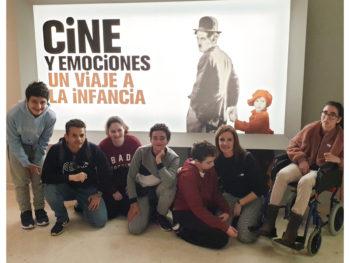 Exposición: Cine y Emociones. Un viaje a la infancia