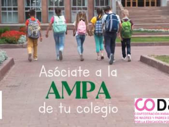 colabora con el AMPA