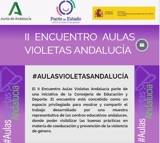 AULAS VIOLETAS 25 DE NOVIEMBRE 2020