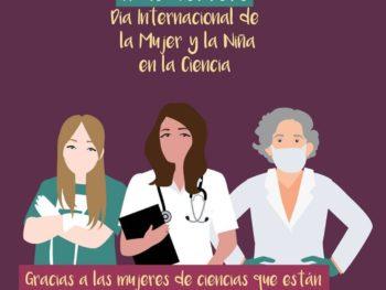 Día de la Mujer y la Niña en la Ciencia 2021