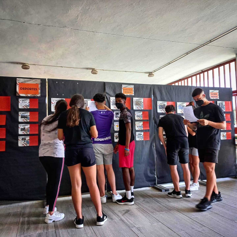 Exposición Historia de la democracia española