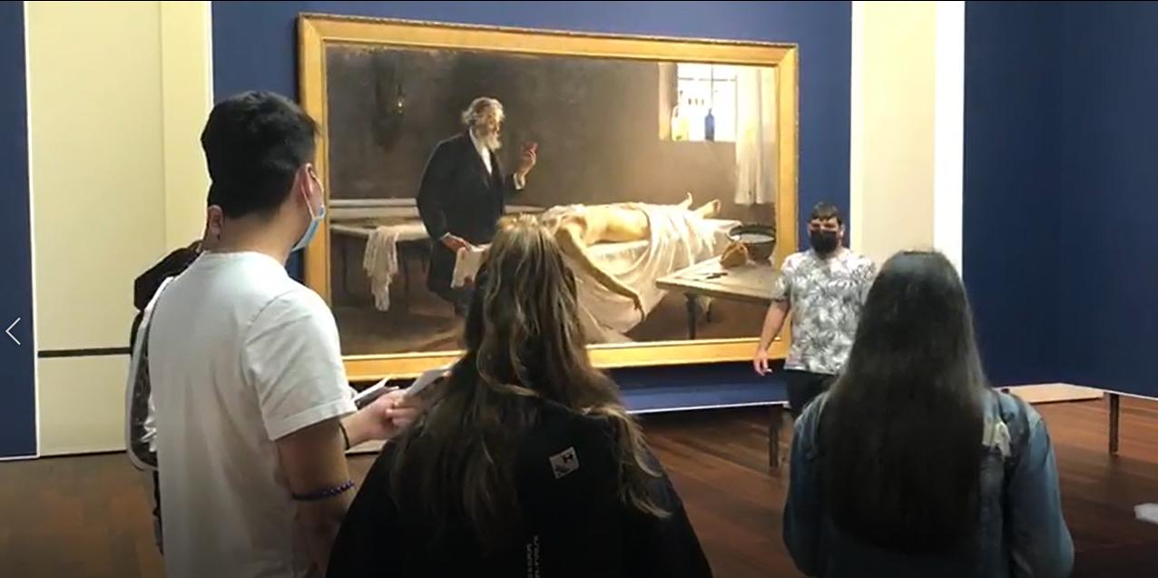 Visita al Museo de la Aduana y centro de Málaga